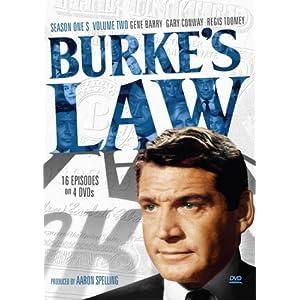 Burke's Law: Season 1 Volume Two (2008)