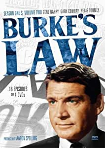 Burke's Law: Season 1 Volume Two