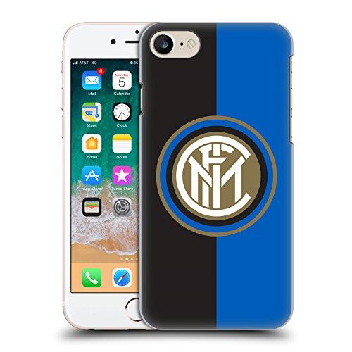 - Official Inter Milan Black & Blue 2017/18 Crest Hard Back Case for Apple iPhone 7 / iPhone 8