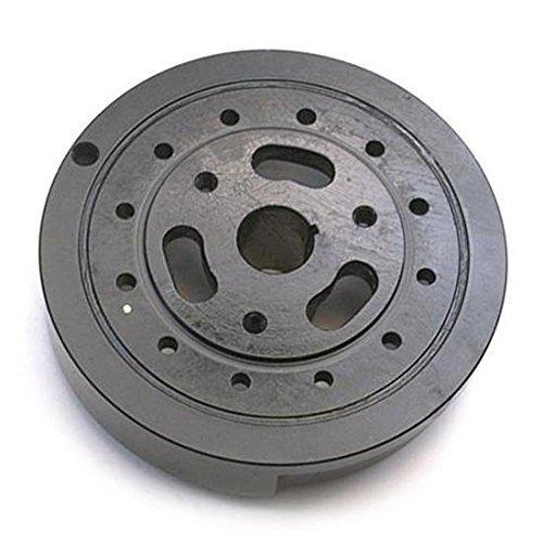 Small Block Fits Chevy 400 Harmonic Balancer, 8 Inch, Plain Steel (Balancer Big Block)
