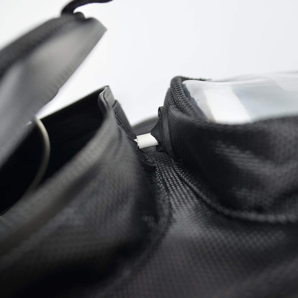 Chengstore magn/étique Sac de r/éservoir de Moto Oxford Sac /étanche de Voyage ext/érieur d/équitation Sac Universel