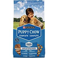 Puppy Chow Dry Puppy Food; Complete with Real Chicken - 2 kg Bag