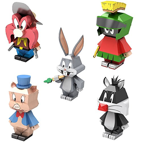 Fascinations Metal Earth 3D Metal Model Kits Looney