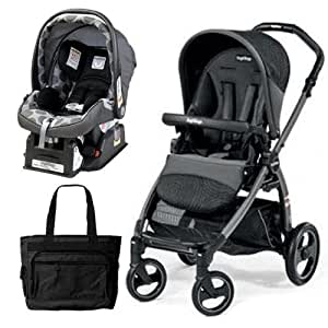 peg perego book pop up stroller combo circle with primo viaggio sip 30 30 car. Black Bedroom Furniture Sets. Home Design Ideas
