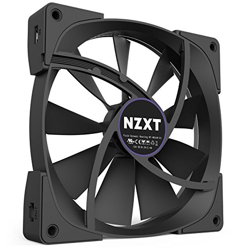 NZXT Aer RGB120 Triple Pack 120mm RGB Case Fan 500-1 500 RPM 20-61.4CFM 22-31DBA 4-PIN PWM by Nzxt
