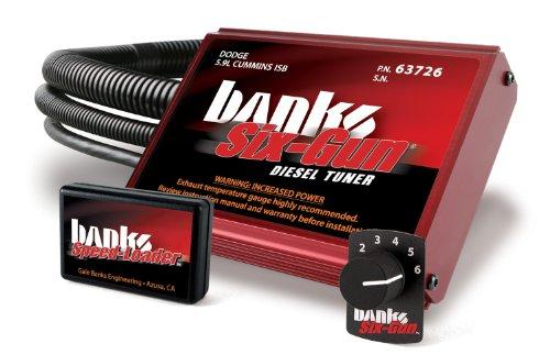 Banks 63797 Six Gun Diesel Tuner