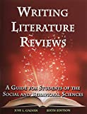 Writing Literature Reviews 6th Edition