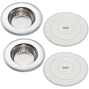 Amazon Com Squish 41093 Sink Stopper Strainer Stopper