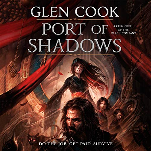Port of Shadows: A Novel of the Black Company by Macmillan Audio