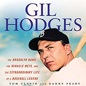 Gil Hodges Audiobook