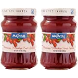 Maintal Rosehip Premium Fruit Spread, 12 Oz Jars (Pack of 2)