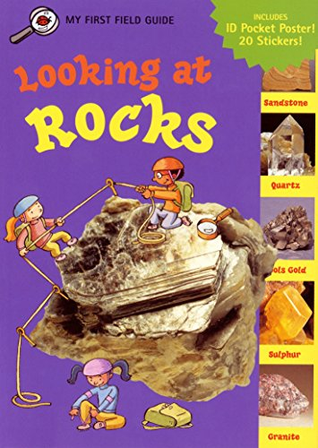 Looking at Rocks (My First Field Guides)
