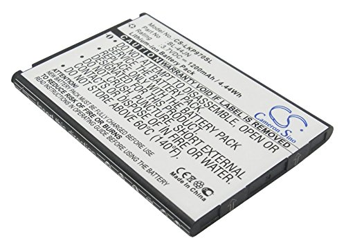 Replacement Battery for LG AS680 AS860 Ignite C660 Pro Connect 4G E400 Part NO 1ICP5/44/65 BL-44JN EAC61679601 - Accessory As680