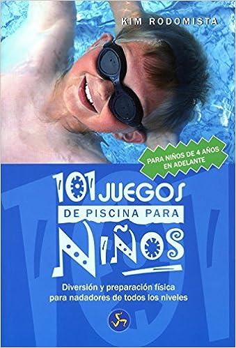 juegos piscina 4 anos