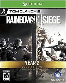 Rainbow six siege year 2 pass xbox one amazon