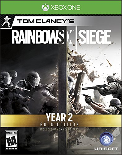 NEW TC Rainbow Six Seige Yr2 XB1 Software Ubisoft