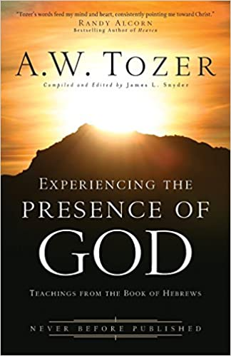 books written by aw tozer