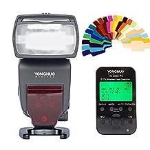 YONGNUO YN685 Wireless Flash Speedlite ETTL HSS with LCD Screen+ YN-622C TX LCD Flash Controller for Canon DSLR Cameras