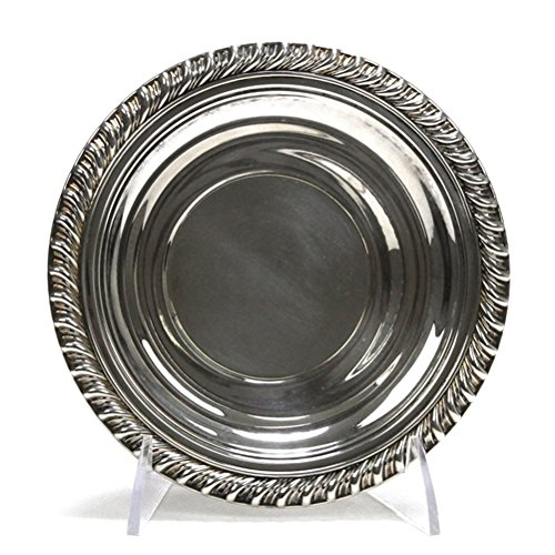 (Bonbon Dish by Wm. Rogers, Silverplate)