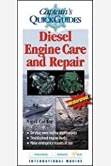 Diesel Engine Care and Repair: A Captain's Quick Guide (Captain's Quick Guides) Pamphlet