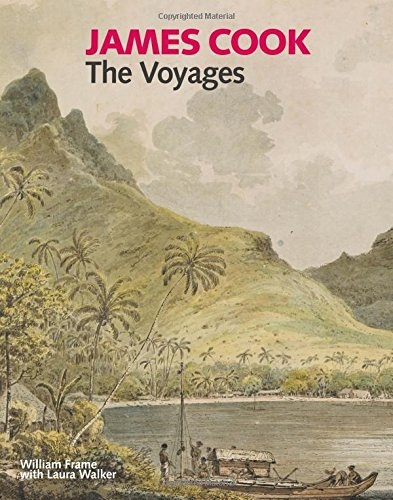 James Cook: The Voyages - Voyage Frame