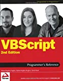 VBScript Programmer's Reference, Kathie Kingsley-Hughes and Adrian Kingsley-Hughes, 0764559931
