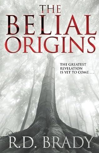 book cover of The Belial Origins