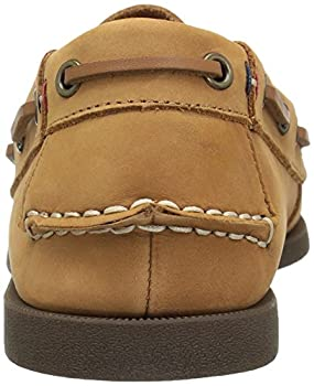 Tommy Hilfiger Men's Bowman10 Shoe, Brown, 9.5 Medium Us 1