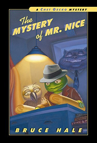 The Mystery of Mr. Nice: A Chet Gecko Mystery