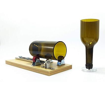 Cortador De Cristal De La Botella, Herramienta De Corte De La Máquina De Cristal Larga