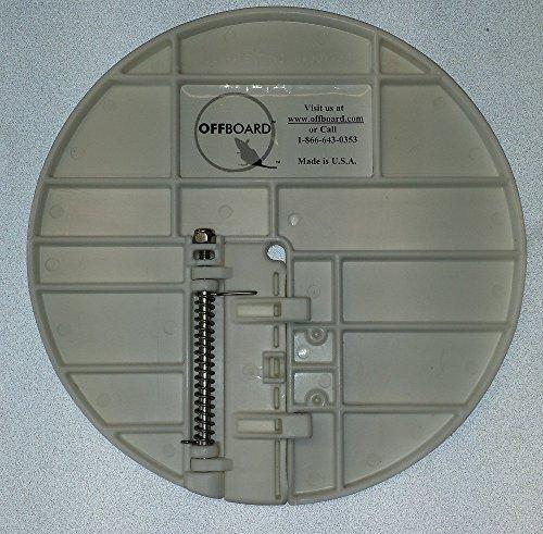 10-inch White Rat Shield