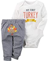 Baby Thanksgiving Outfit Newborn Boy Girl...