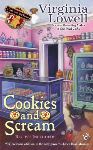 Cookies and Scream (A Cookie Cutter Shop Mystery Book 5)