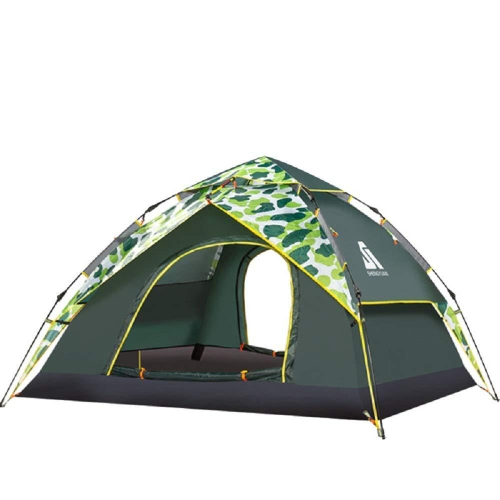 ブランド品専門の 屋外のキャンプテント B07P5DBFXR、油圧ダブルデッキダブルドア3-4自動テント、風と雨の旅行エッセンス、アーミーグリーン B07P5DBFXR, クーパーズパーク:637782f2 --- ciadaterra.com