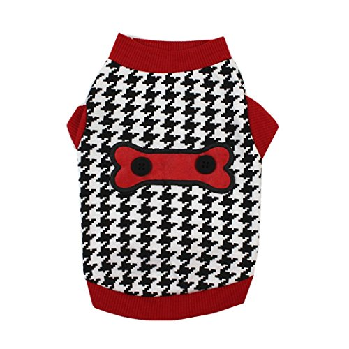 Pet Costume HCFKJ Dog Vest Puppy Costume For Small Dog Cute Shirt Dog Costume Soft Warm Pet Puppy Coat Apparel (S)