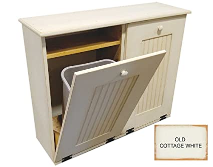 Amazon com: Sawdust City Trash Recycle Combo (Old Cottage