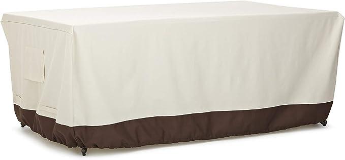 AmazonBasics Housse de protection pour table 180 cm