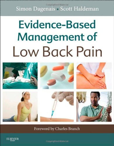 Evidence-Based Management of Low Back Pain, 1e