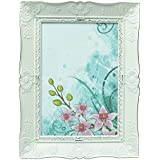White French Ornate Photo Frame 6x4 Inches (6x4) by Piquaboo