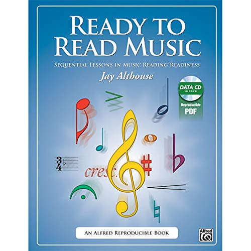 Ready to Read MusicBook & Data CD