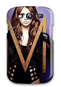 Defender Case With Nice Appearance (miley Cyrus) For Galaxy S3