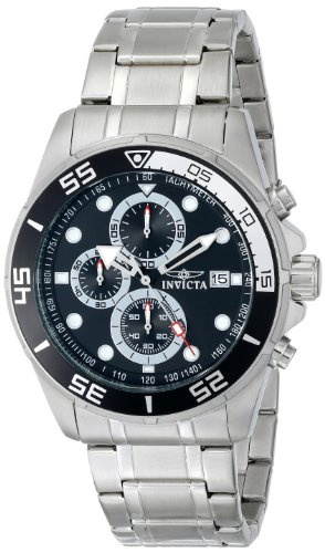 Invicta Men's 17012 Specialty Analog Display Japanese Quartz Silver Watch