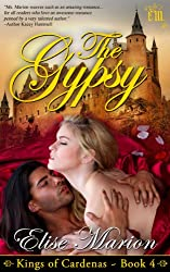 The Gypsy: A Fantasy Historical Romance (Kings of Cardenas Series Book 4)