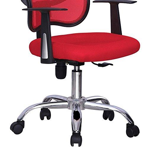 Eight24hours ergonomic mesh high back executive computer desk task office chair us stock home - Ergo kids task chair ...