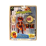 : Muppet Show: Series 8 Exclusive Animal with Bass Drum, Bongo's & Insta-Grow Pills Action Figure