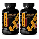 natural accelerator - Metabolism accelerator - NATURAL RASPBERRY KETONES LEAN 1200MG - African mango plus - 2 Bottle (120 Capsules)