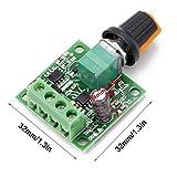 RioRand  Low Voltage Dc 1.8v 3v 5v 6v 12v 2a Motor Speed Controller PWM
