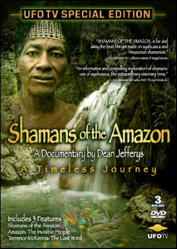 Shamans of the Amazon 3 DVD Special Edition by UFO TV