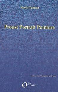 Proust Portrait Peinture par Nayla Tamraz