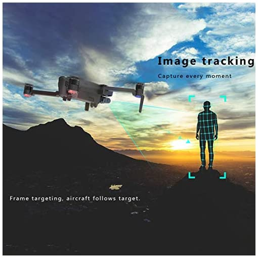Hubsan Zino Pro GPS FPV Foldable Drone 4K Camera With 3-axis gimbal 4KM 23 Minutes APP Control Fdeals camera